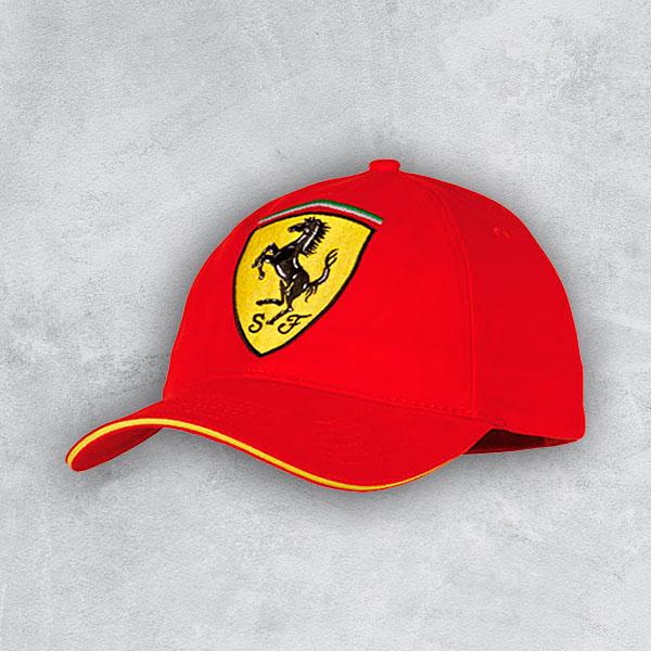 Accesorios Ferrari Gorras