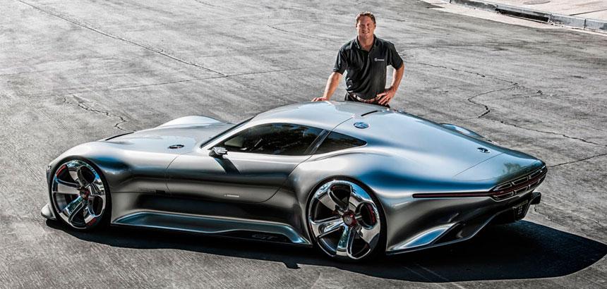 Mercedes-Benz la perfecta sincronía entre creador y consumidor ... 72e6b42d395