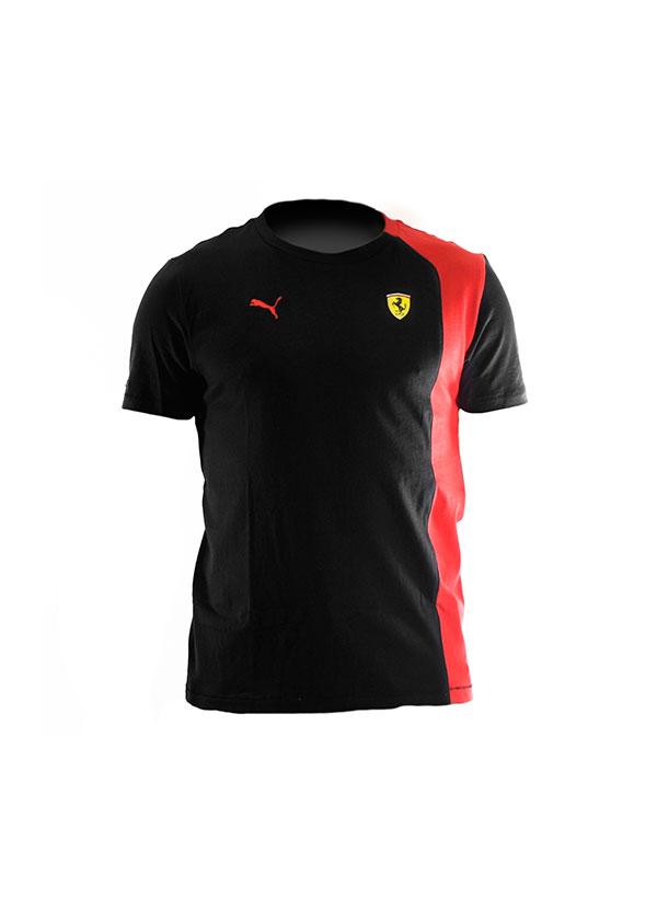 Scuderia Ferrari Camiseta Cl/ásica Roja