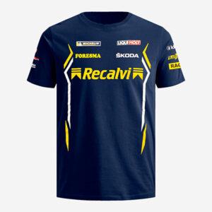 Camiseta Oficial Recalvi Team 2020