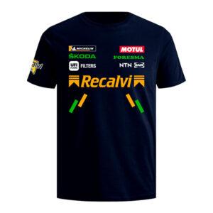 Camiseta Recalvi Team 2021